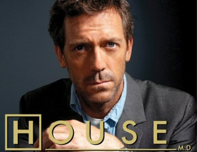 Hugh Laurie Gregory House MD in Fox networks show House