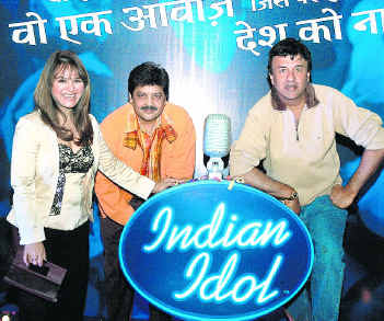 Indian Idol Anu Malik