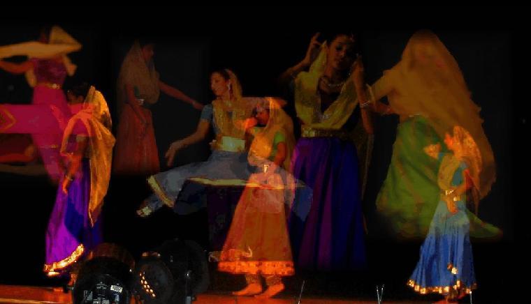 Kathak by Kalamandir Students