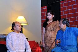 Banaprastha: Biswajit Kaberi and Parikhit