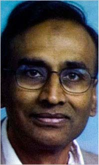Dr. Venkatraman Ramakrishnan