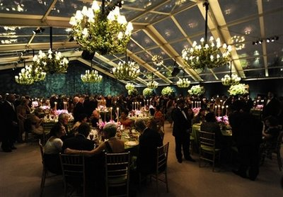 The White House State Dinner in Honor of Dr. Manmohan Singh.