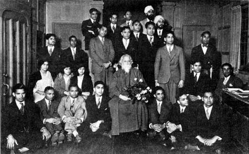 Rabindranath Tagore in Berkeley California