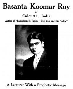 Basanta Koomar Roy