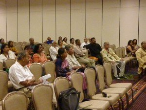 Literary Seminar Audience