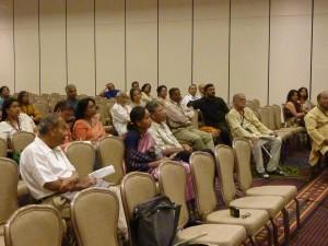 Literary Seminar Audience