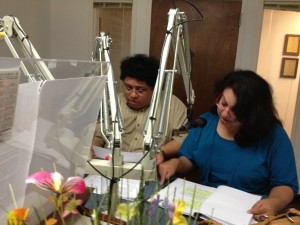 Soumendu and Arpana Bhattacharya on EBC Radio