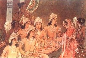 Draupadi's Marriage