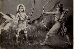 Kirata and Arjuna Story