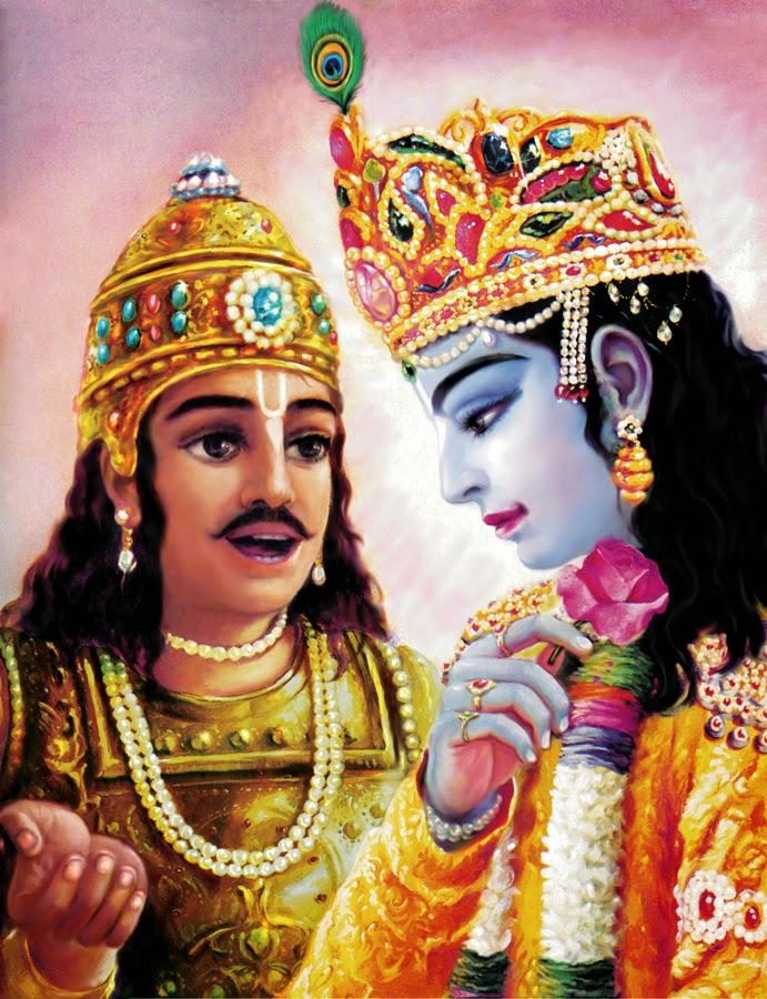 mahabharata episode 50 karna and krishna ny nj bengali